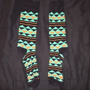 Tribal Socks